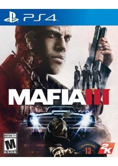 Игра Mafia 3 (PS4)