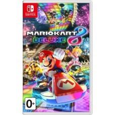 Игра Mario Kart 8 Deluxe (Nintendo Switch) б/у