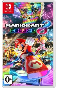 Игра Mario Kart 8 Deluxe (Nintendo Switch) (rus)