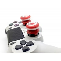 Накладки на стики DualShock 4 Marksman Rings White