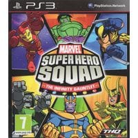 Игра Marvel Super Hero Squad: The Infinity Gauntlet (PS3) б/у
