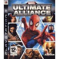 Игра Marvel Ultimate Alliance (PS3) б/у (eng)