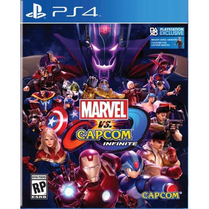 Игра Marvel vs. Capcom: Infinite (PS4) б/у (rus)