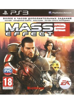 Игра Mass Effect 2 (PS3) б/у