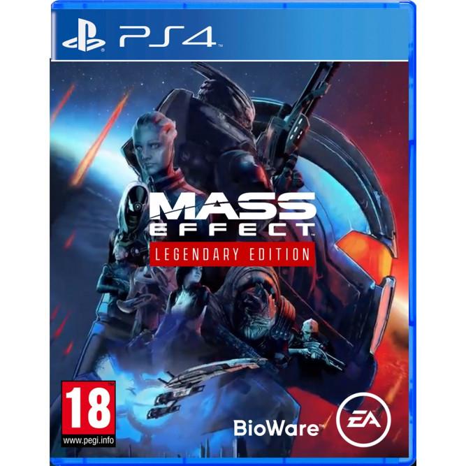 Игра Mass Effect: Legendary Edition (PS4) (rus)