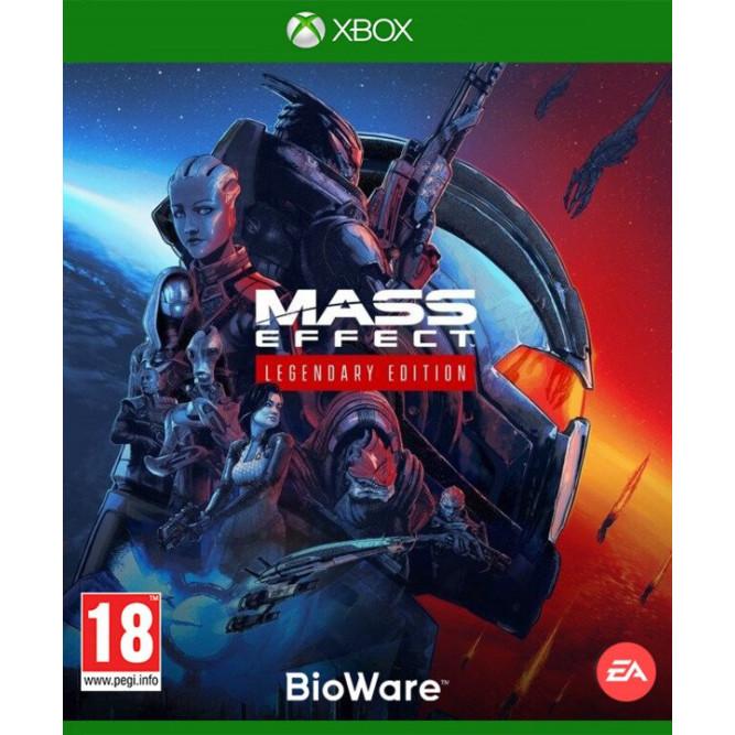 Игра Mass Effect: Legendary Edition (Xbox One) (rus)