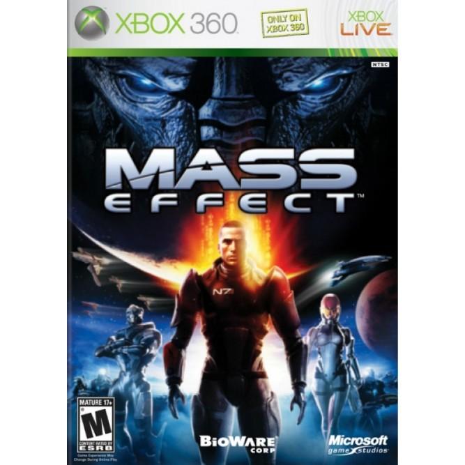 Игра Mass Effect (Xbox 360) б/у