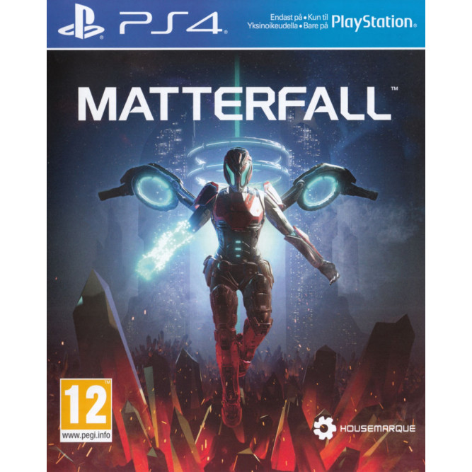Игра Matterfall (PS4) (rus) б/у