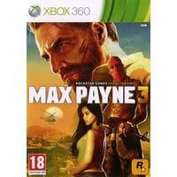 Игра Max Payne 3 (Xbox 360) б/у (rus sub)
