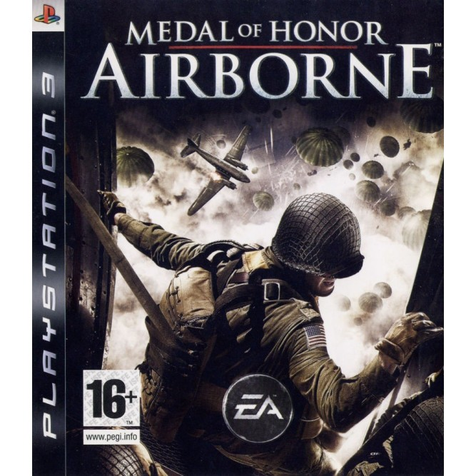 Игра Medal of Honor: Airborne (PS3) б/у