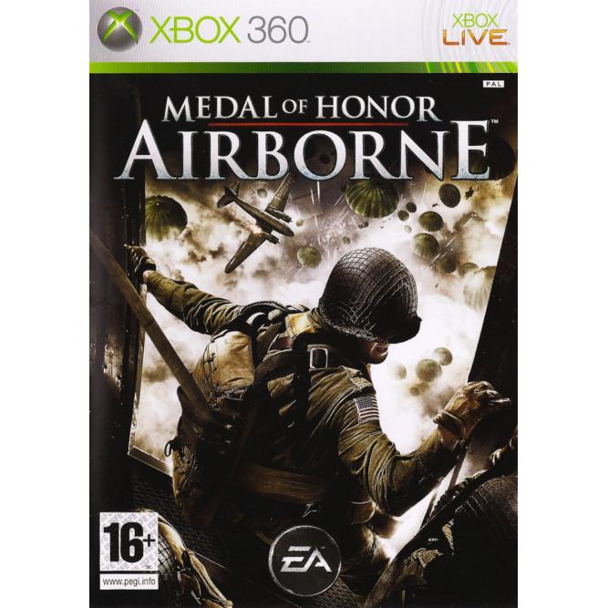 Игра Medal of Honor: Airborne (Xbox 360) б/у