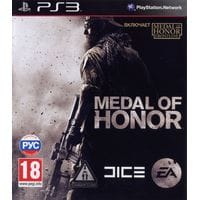 Игра Medal of Honor (PS3) б/у