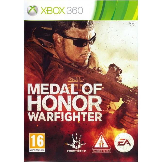 Игра Medal of Honor: Warfighter (Xbox 360) б/у