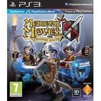Игра Medieval Moves (Боевые Кости) (Только для Move) (PS3) б/у (rus)