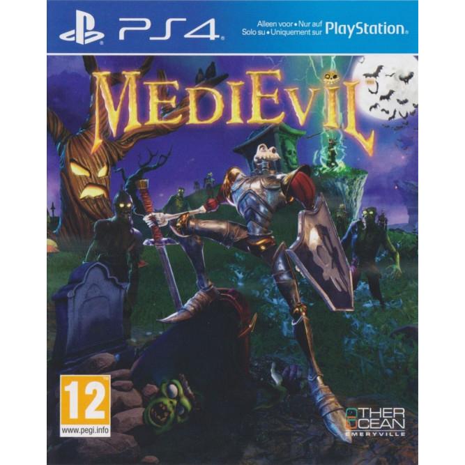 Игра MediEvil (PS4) (rus) б/у