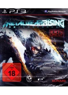 Игра Metal Gear Rising: Revengeance (PS3) б/у