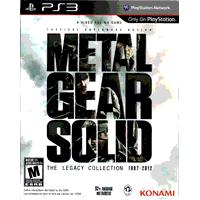 Игра Metal Gear Solid: The Legacy Collection (Cпециальное издание) (PS3)
