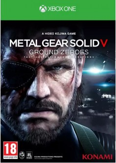 Metal Gear Solid V Ground Zeroes (Xbox One) eng б/у