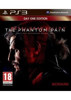 Игра Metal Gear Solid: The Phantom Pain (PS3) (rus sub)