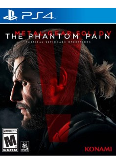 Игра Metal Gear Solid V: The Phantom Pain (PS4) (б/у,eng)