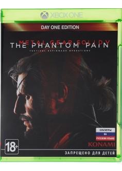 Игра Metal Gear Solid V: The Phantom Pain (Xbox One) б/у (rus sub)