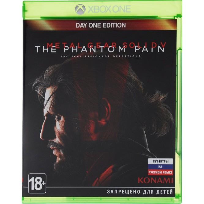 Игра Metal Gear Solid: The Phantom Pain (Xbox One)