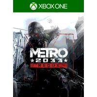 Игра Metro 2033: Redux (Xbox One) (rus)