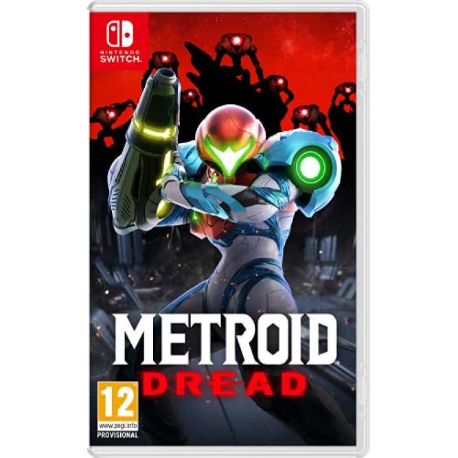 Игра Metroid Dread (Nintendo Switch) (rus)