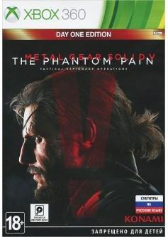Игра Metal Gear Solid V: The Phantom Pain (Xbox 360) б/у