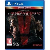 Игра Metal Gear Solid V: The Phantom Pain (PS4) б/у