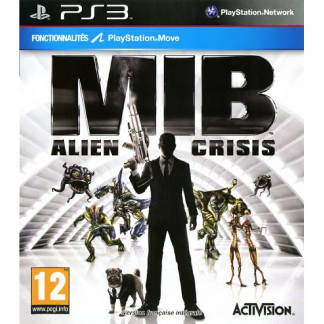 Игра MIB: Alien Crisis (PS3) б/у