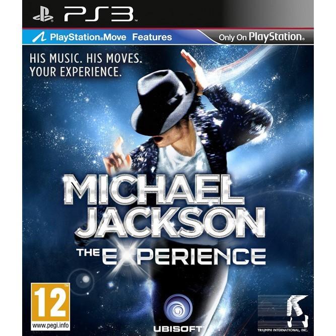 Игра Michael Jackson: The Experience (поддержка Move) (PS3) б/у