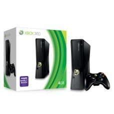 Приставка Xbox 360 Slim (4 Гб) лицензия б/у