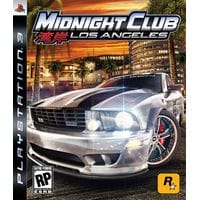 Игра Midnight Club: Los Angeles (PS3) б/у