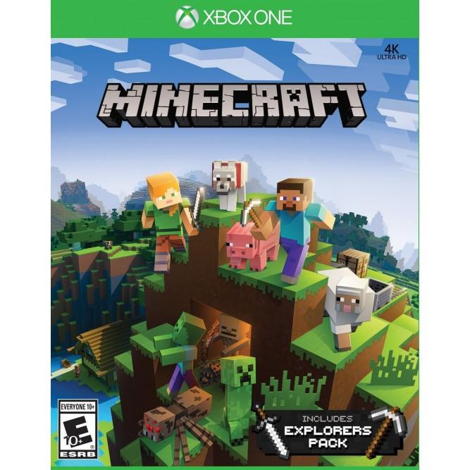 Игра Minecraft. Explorer Pack (Xbox One) (rus sub)
