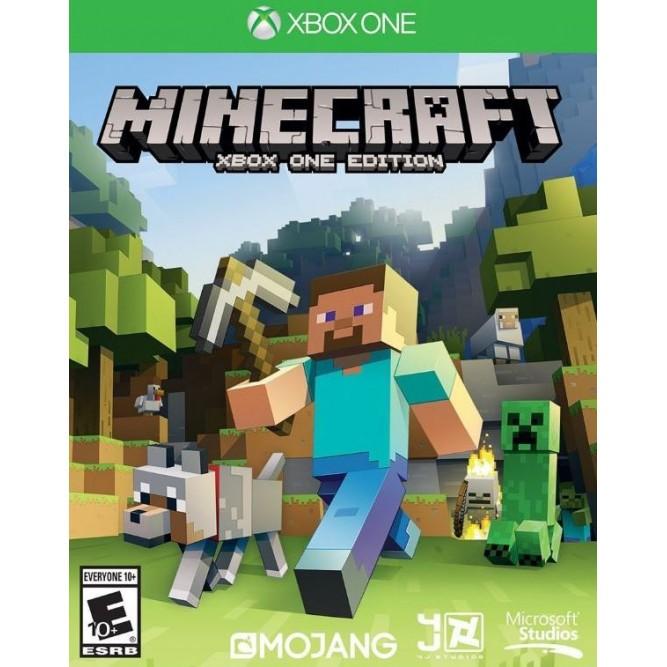 Игра Minecraft (Xbox One)