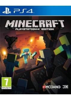 Игра Minecraft: PlayStation 4 Edition (PS4) б/у (rus)