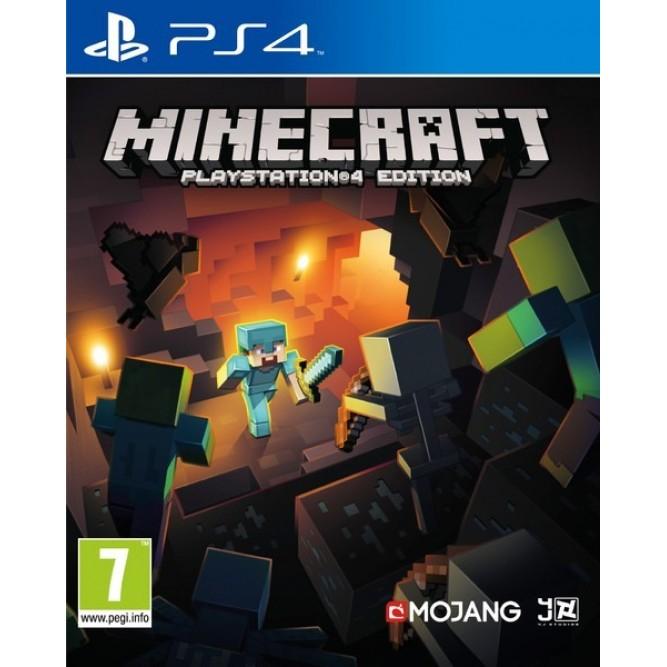 Игра Minecraft: PlayStation 4 Edition (PS4)