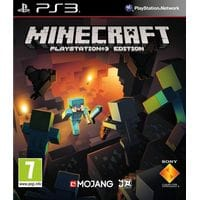 Игра Minecraft: PlayStation 3 Edition (PS3)