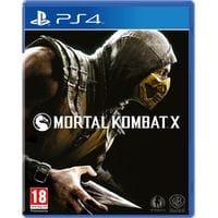 Mortal Kombat X (PS4) (rus sub)
