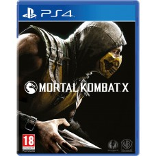 Mortal Kombat X (PS4) (rus sub)