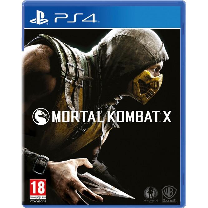 Игра Mortal Kombat X (PS4) (rus sub)