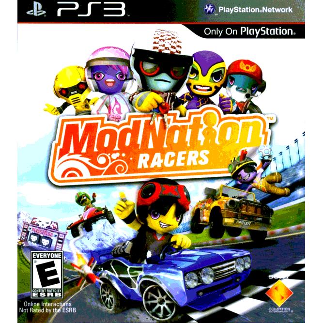Игра Modnation Racers (PS3) б/у