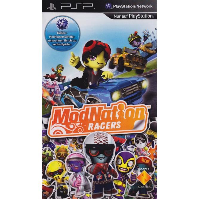 Игра ModNation Racers (PSP) (rus)