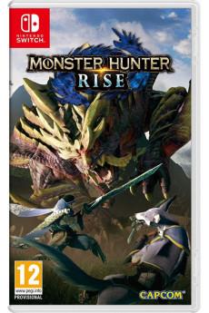 Игра Monster Hunter Rise (Nintendo Switch) (rus sub)