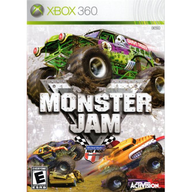 Игра Monster Jam (Xbox 360)