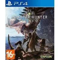 Игра Monster Hunter: World (PS4) (rus sub)