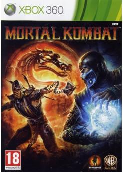 Игра Mortal Kombat (Xbox 360) б/у