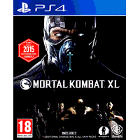 Игра Mortal Kombat XL (PS4) б/у