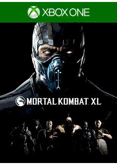 Игра Mortal Kombat XL (Xbox One) (rus sub)